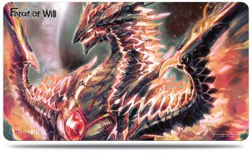 Force of Will Spillemåtte (Playmat) - A2: Sylvia Gill Palarilias - Ultra Pro #84792
