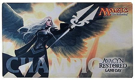 !Magic Spillemåtte (playmat) - Avacyn Restored: Game Day Champion