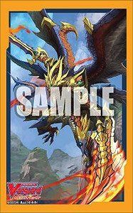 "Bushiroad Sleeve Collection - Mini - Vol. 466 - CardFight!! Vanguard - Dragonic Blademaster ""Souen"" - 70 Sleeves/Kortlommer"