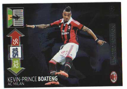 Kevin-Prince Boateng - UEFA Champions League 2012/2013 - AC Milan