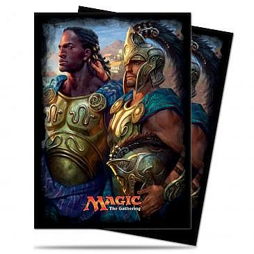 120 lommer! Commander 2016 - Kynaios and Tiro of Meletis Deck Protector Sleeves - Ultra Pro #86476