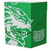 Dragon Shield: Deck Shell - Green/Black - Dragonshield - AT-30704