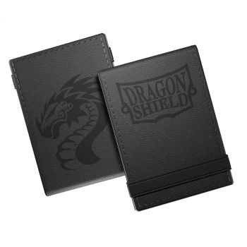 Dragon Shield Life Ledger (Lifepad) - Black - Dragonshield - #AT-49101