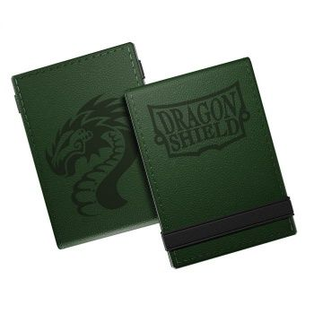 Dragon Shield Life Ledger (Lifepad) - Forest Green - Dragonshield - #AT-49111