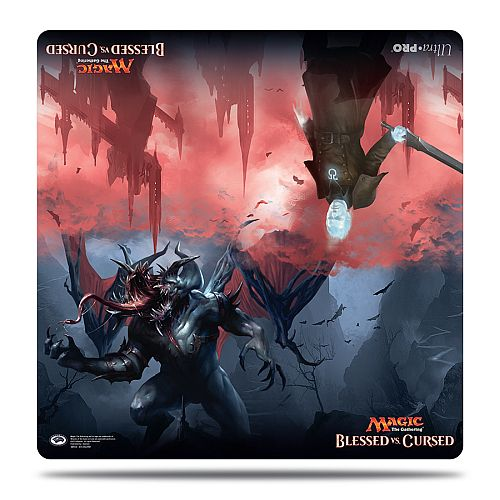 Magic Duel Spillemåtte (XL Playmat) - Duel Decks - Blessed vs. Cursed - Ultra Pro #86334