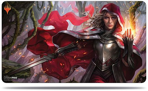 Magic Spillemåtte (Playmat) - Throne of Eldraine: V1 - Rowan Kenrith - Ultra Pro #18191