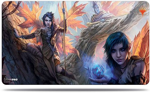 Magic Spillemåtte (Playmat) - Throne of Eldraine: V4 - Fae of Wishes - Ultra Pro #18194