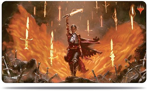 Magic Spillemåtte (Playmat) - Throne of Eldraine: V6 - Irengrag Feat - Ultra Pro #18200