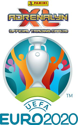 UEFA Euro 2020 Nordic Edition - Pocket Tin - 4 Boosters & 3 Limited-kort - Fodboldkort Adrenalyn XL
