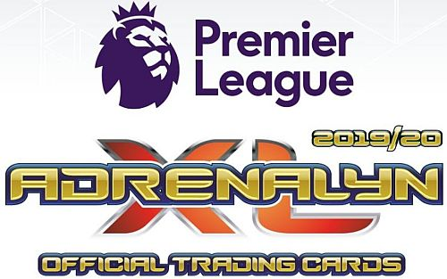 Premier League 2019/2020 - Booster Pakke - Fodboldkort Adrenalyn XL Booster Pack