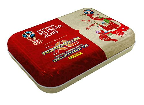 World Cup 2018 Russia (VM) Nordic Edition - Pocket Tin - Adrenalyn XL