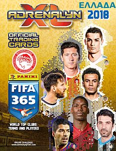 Single Cards - Adrenalyn XL - FIFA 365 2018