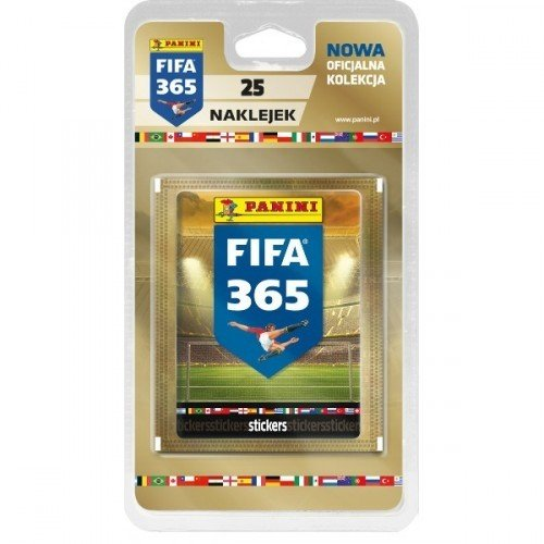 Panini - Adrenalyn XL Fifa 365 Blister Pack - Fodbold Stickers (Klistermærker)