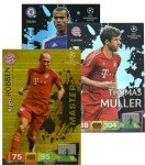 Single Cards - Adrenalyn XL - UEFA CL 11/12