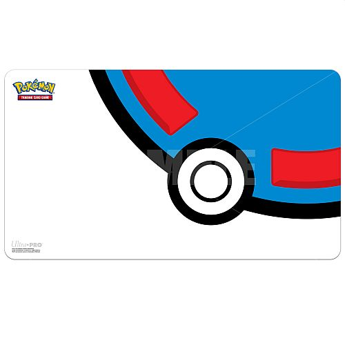 Pokemon Spillemåtte (Playmat) - Great Ball - Ultra Pro #85449