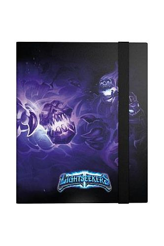 Ultimate Guard - Lightseekers 18-Pocket FlexXfolio Dread