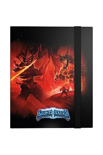 Ultimate Guard - Lightseekers 18-Pocket FlexXfolio Mountain