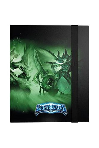 Ultimate Guard - Lightseekers 18-Pocket FlexXfolio Nature