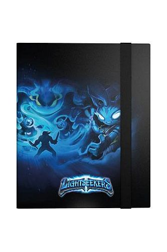 Ultimate Guard - Lightseekers 18-Pocket FlexXfolio Storm