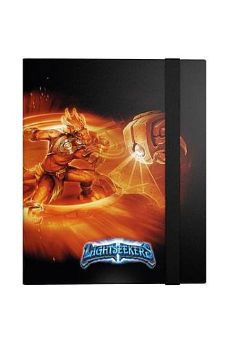 Ultimate Guard - Lightseekers 18-Pocket FlexXfolio Tech