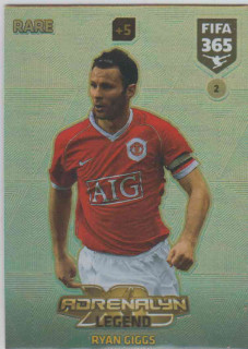 Adrenalyn FIFA 365 2018 002 Ryan Giggs
