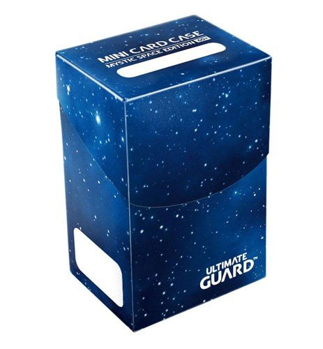Ultimate Guard Mini Card Case (Deck Box) 60+ Mystic Space Edition
