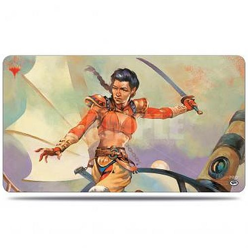 Magic Spillemåtte (Playmat) - Legendary Collection: Captain Sisay - Ultra Pro #86982