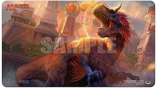 Magic Spillemåtte (Playmat) - Ixalan: Burning Sun's Avatar - Ultra Pro #86621