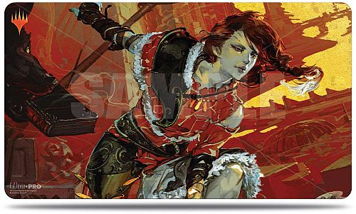 Magic Spillemåtte (Playmat) - War of the Spark: Japanese Alternate Art - Arlinn, Voice of the Pack - Ultra Pro #18276