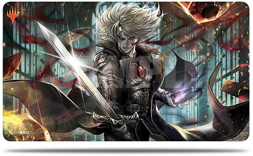 Magic Spillemåtte (Playmat) - War of the Spark: Japanese Alternate Art - Sorin, Vengeful Bloodlord - Ultra Pro #18167