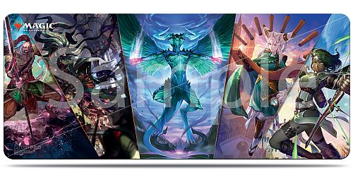 Magic Bord-Spillemåtte (6 ft Table Playmat) - War of the Spark: Japanese Alternate Art Planeswalkers V2 Ultra Pro #18206