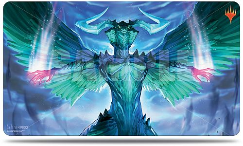 Magic Spillemåtte (Playmat) - War of the Spark: Japanese Alternate Art - Ugin, the Ineffable - Ultra Pro #18273