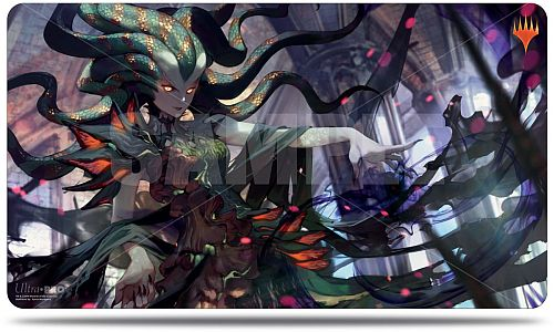 Magic Spillemåtte (Playmat) - War of the Spark: Japanese Alternate Art - Vraska, Swarm's Eminence - Ultra Pro #18271