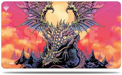 Magic Spillemåtte (Playmat) - Secret Lair (2019): The Ur-Dragon - Ultra Pro