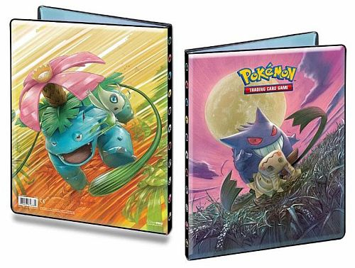 Mappe - Pokemon - SM9 Sun & Moon: Team Up - Album - 9-Pocket (Holder 252 kort) UltraPro #85878
