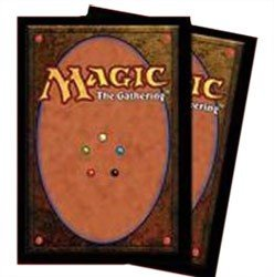 24 lommer -  Ultra Pro - Magic Card Design - Oversized Sleeves (Archenemy, Planechase & Commander) - Deck Protectors #82630