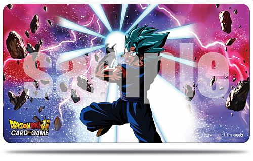 Spillemåtte (Playmat) - Dragon Ball Super - Vegito - Ultra Pro #15199