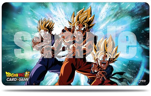 Spillemåtte (Playmat) - Dragon Ball Super - Family Kamehameha - Ultra Pro #115200