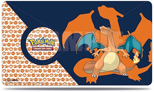Pokemon Spillemåtte (Playmat) - Charizard (2020) - Ultra Pro #15313