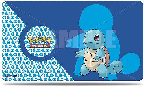 Pokemon Spillemåtte (Playmat) - Squirtle (2020) - Ultra Pro #15389