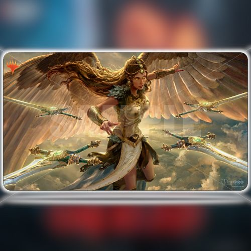 Magic Spillemåtte (Playmat) - Core Set 2020 (M20): V7 - Sephara, Sky's Blade - Ultra Pro #18116