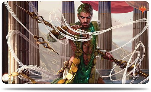 Magic Spillemåtte (Playmat) - Theros Beyond Death: V2 - Calix, Destiny's Hand - Ultra Pro #18229