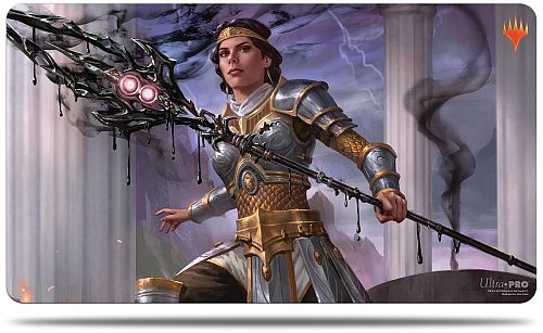 Magic Spillemåtte (Playmat) - Theros Beyond Death: V3 - Elspeth, Sun's Nemesis - Ultra Pro #18230