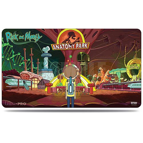 Spillemåtte (Playmat) - Rick and Morty - V3 - Ultra Pro #85651