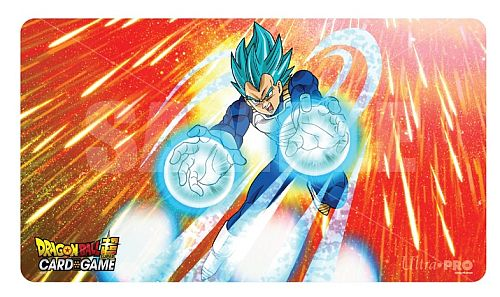 Spillemåtte (Playmat) - Dragon Ball Super - Universe 7 Saiyan Prince Vegeta - Ultra Pro #85781