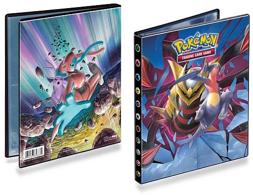 Mappe - Pokemon - SM11 Sun & Moon: Unified Minds - Album - 4-Pocket (Holder 80 kort) UltraPro #85883
