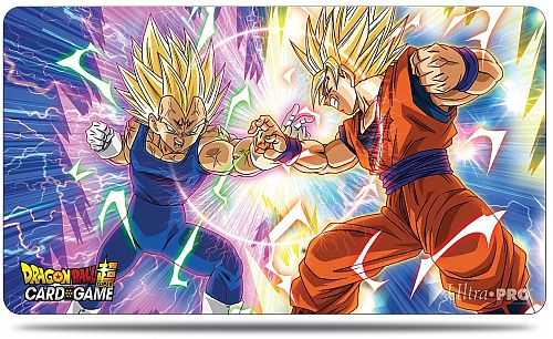 Spillemåtte (Playmat) - Dragon Ball Super - Vegeta vs Goku - Ultra Pro #85984