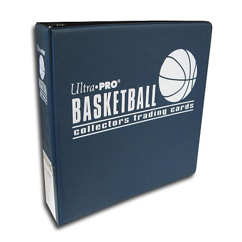 Ultra Pro Collectors Album - Basketball Trading Cards Ringbind: Blå (Mappe) #81393