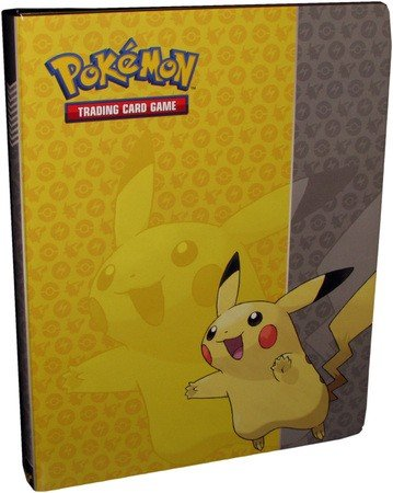 Mappe - Pokemon - Pikachu - Album - 9-Pocket (Holder 180 kort) UltraPro #84554