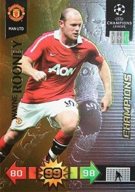 Wayne Rooney - UEFA Champions League 2010/2011 - Manchester United
